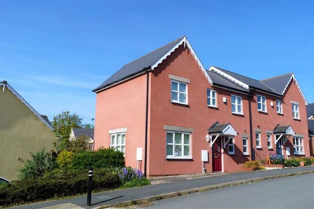 Thumbnail Semi-detached house for sale in 11, Nant Rhyd Hir, Rhayader, Powys