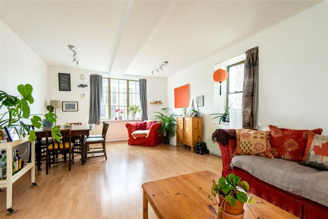 Thumbnail Flat for sale in Mission Building, 747 Commercial Road