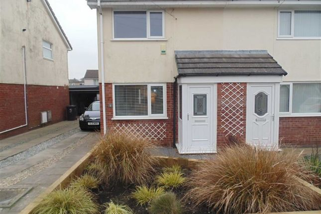 Thumbnail Semi-detached house to rent in Scales View, Millom, Cumbria