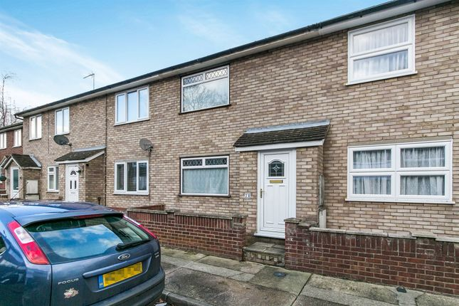 Thumbnail Terraced house for sale in Falcon Crescent, Colchester