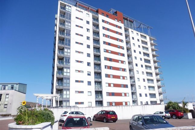 Thumbnail Property to rent in Aurora, Trawler Road, Maritime Quarter, Swansea