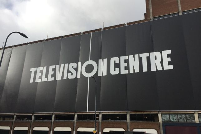 Thumbnail Flat for sale in Television Centre, 89 Wood Lane, London