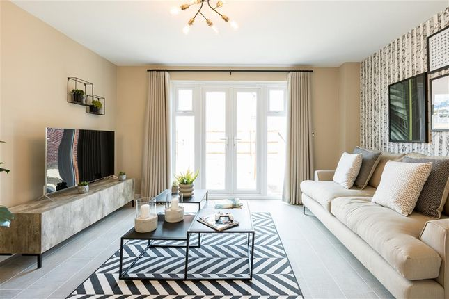 """Thumbnail Semi-detached house for sale in """"The Aspen - Plot 407"""" at Daventry Road, Southam"""