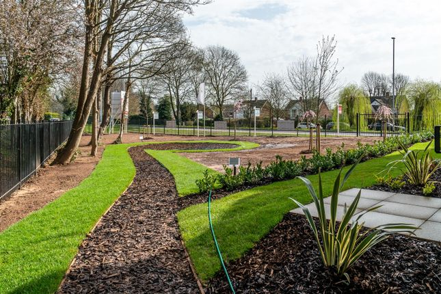 Thumbnail Flat for sale in Plot 29, The Hawthorn, Wisteria Place, Old Main Road