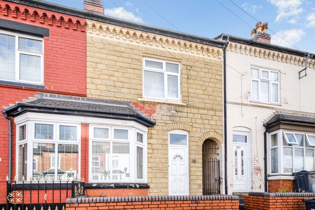 Thumbnail Terraced house for sale in Herrick Road, Birmingham