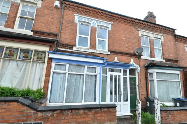Thumbnail Terraced house for sale in Regent Street, Stirchley, Birmingham