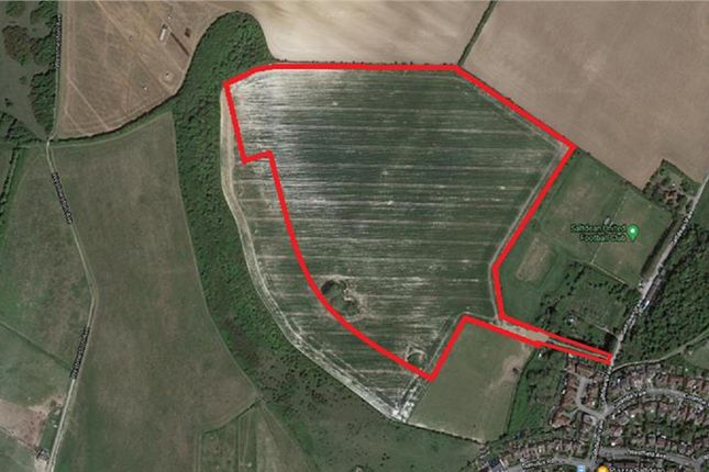 Thumbnail Land for sale in Looes Barn Close, Saltdean, Brighton
