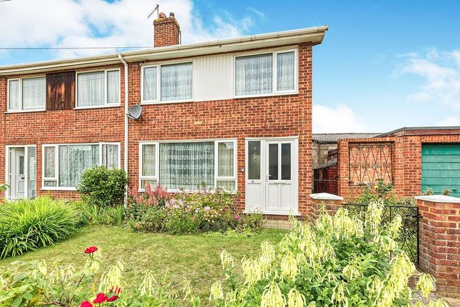 Semi-detached house for sale in Claremont Place, Canterbury, Kent