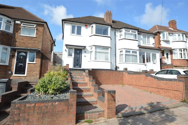 Thumbnail Semi-detached house to rent in Foden Road, Great Barr, Birmingham