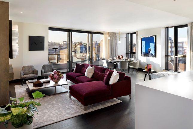 Thumbnail Flat for sale in The Mansion, Marylebone