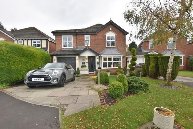 Thumbnail Detached house for sale in Rowen Park, Beardwood, Blackburn, Lancashire