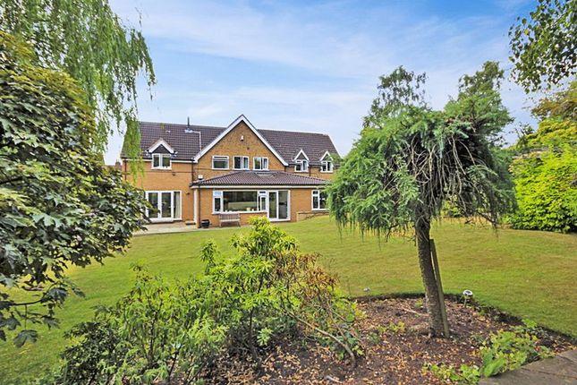 Thumbnail Detached house for sale in Longton Road, Barlaston, Stoke-On-Trent
