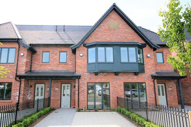 Thumbnail Mews house for sale in Pavilion Gardens, Moor Lane, Wilmslow