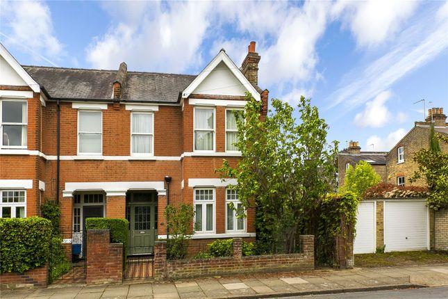 Thumbnail Semi-detached house for sale in Victoria Road, Teddington