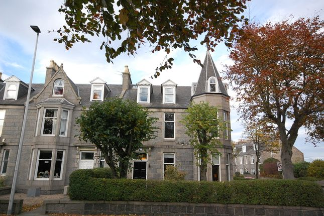 Thumbnail End terrace house to rent in Great Western Road, Strathearn House, Aberdeen