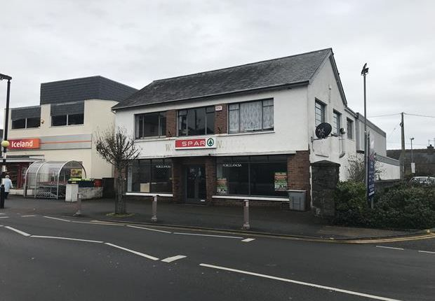 Thumbnail Retail premises for sale in Former W Dopp, Lower Cardiff Road, Pwllheli