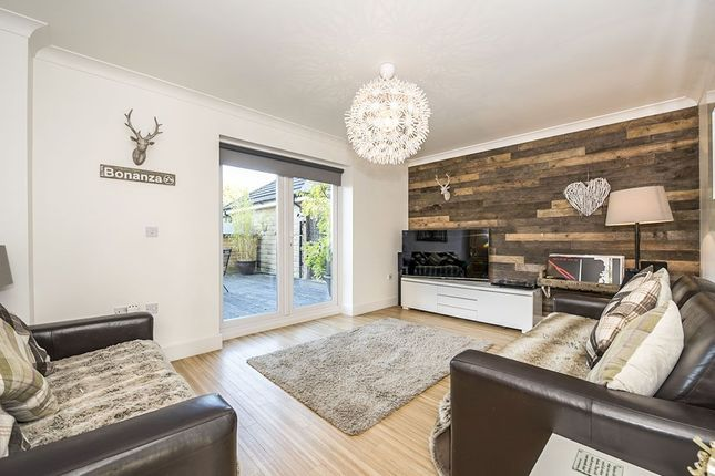 Thumbnail Detached house for sale in Hartley Way, Billinge, Wigan