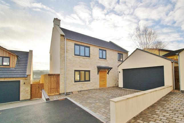 Thumbnail Detached house for sale in Timsbury Road, Farmborough, Bath