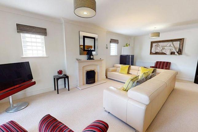 Living Room of Clyst Hayes Gardens, Budleigh Salterton, Devon EX9