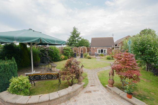 Thumbnail Detached bungalow for sale in Balmoak Lane, Tapton, Chesterfield