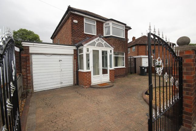 Thumbnail Detached house to rent in Edenfield Lane, Worsley, Manchester