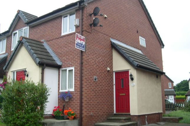 Thumbnail Flat to rent in Wayfarers Way, Swinton