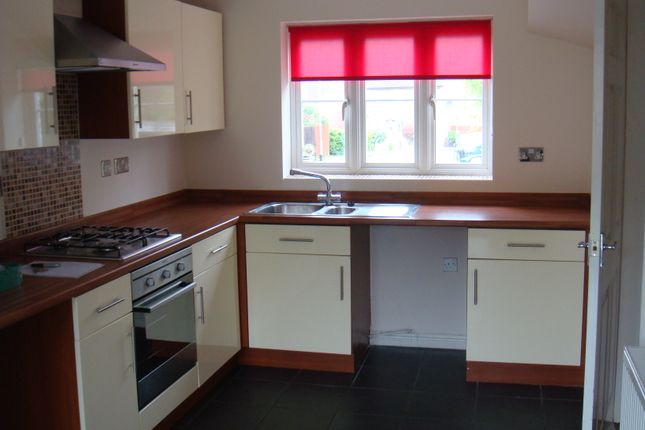 Thumbnail Semi-detached house to rent in Willoughby Chase, Gainsborough