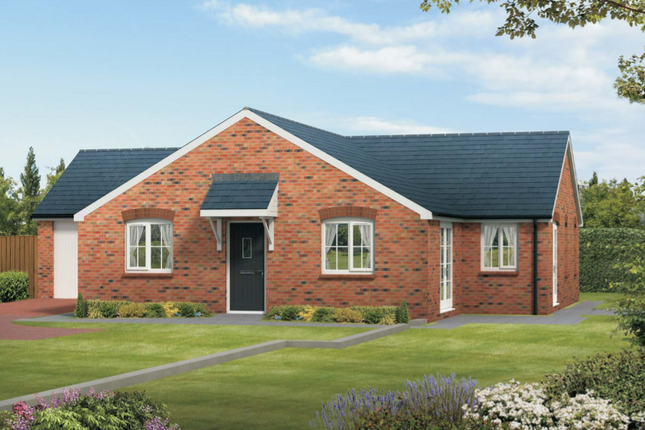 Thumbnail Detached bungalow for sale in The Landford, Squires Meadow, Lea, Ross-On-Wye, Herefordshire