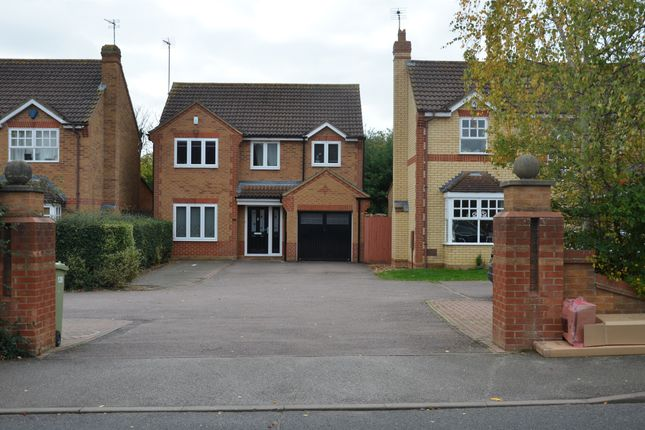 4 bed detached house for sale in Kirkstall Place, Oldbrook, Milton Keynes