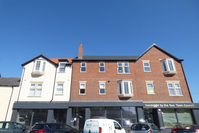 Thumbnail Flat to rent in Front Street, Newbiggin-By-The-Sea