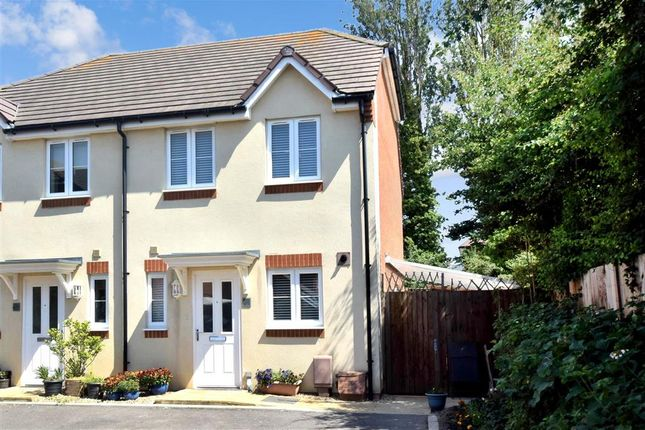 2 bed semi-detached house for sale in Fellows Gardens, Yapton, Arundel, West Sussex BN18