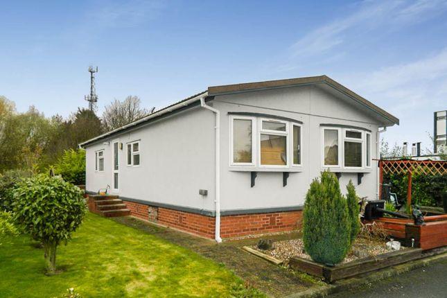 1 Bed Mobile Park Home To Rent In Curzon Lane Alvaston Derby