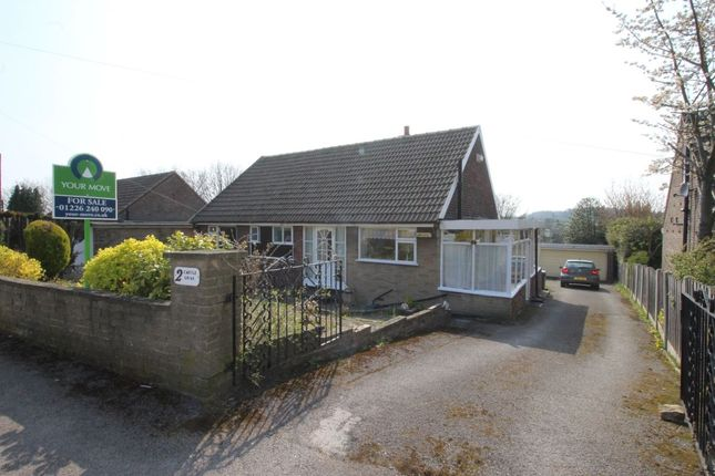 Thumbnail 2 bed bungalow for sale in Castle Drive, Hood Green, Barnsley