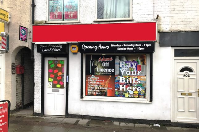 Retail premises for sale in Ashton-Under-Lyne SK16, UK