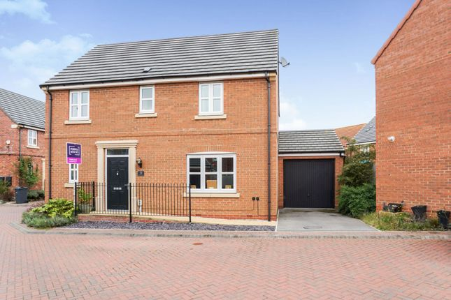 Thumbnail Detached house for sale in Abbey Lane, Hull