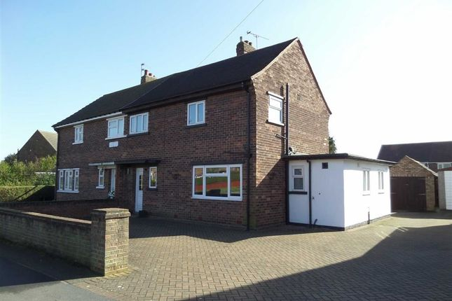 Thumbnail Semi-detached house for sale in Thornton Avenue, Scunthorpe, North Lincolnshire