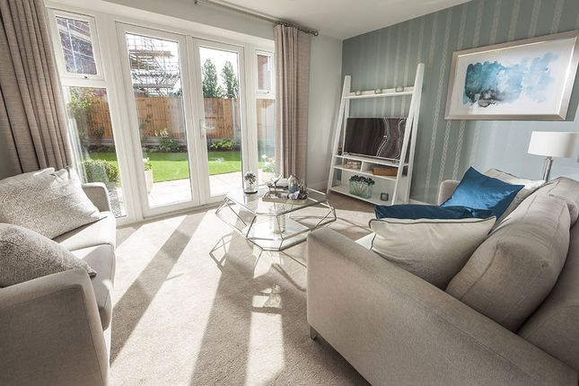 Thumbnail Semi-detached house for sale in Oakfield Grange, Cwmbran