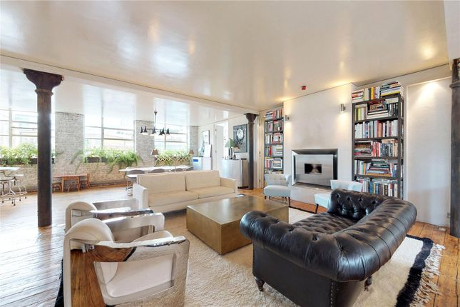 Thumbnail Property to rent in Nile Street, London