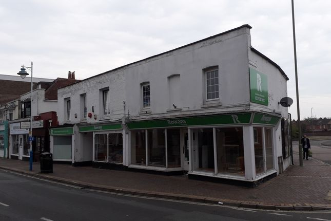 Thumbnail Retail premises to let in Stoke Road, Gosport