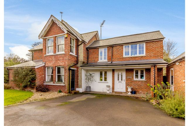 Thumbnail Detached house for sale in Hawley Road, Camberley