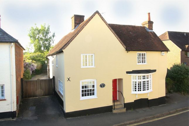 Thumbnail Detached house to rent in High Street, Odiham, Hook