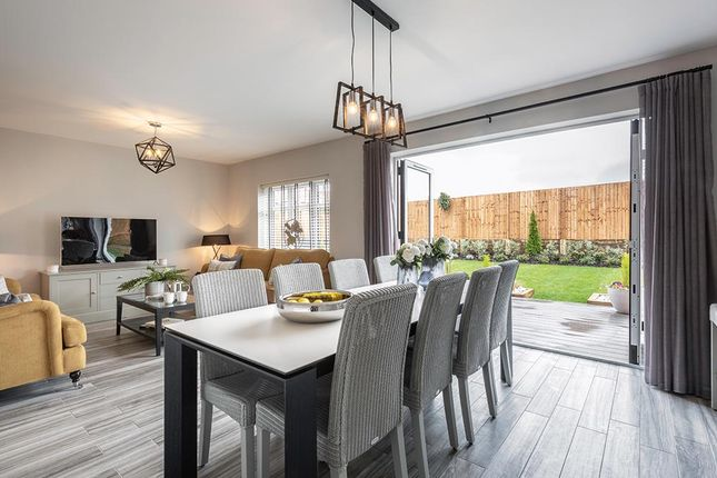 """Thumbnail Detached house for sale in """"The Langham"""" at Walker Drive, Stamford Bridge, York"""
