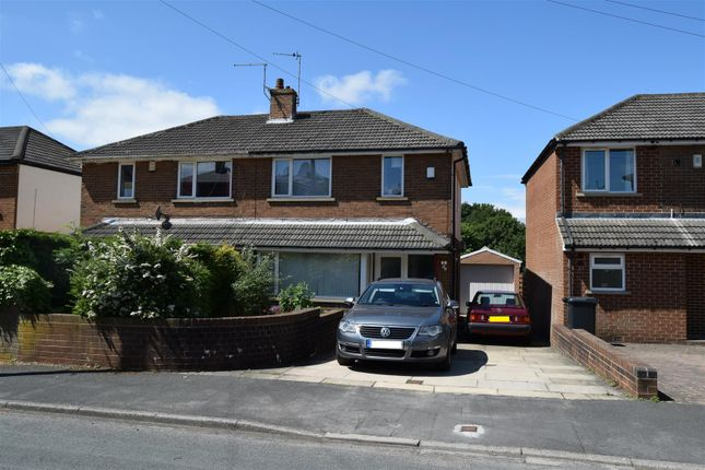 Thumbnail Semi-detached house to rent in Brow Wood Road, Shelf, Halifax