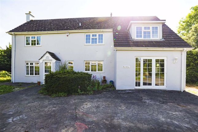 Thumbnail Detached house for sale in Chapel Lane, Chepstow, Monmouthshire