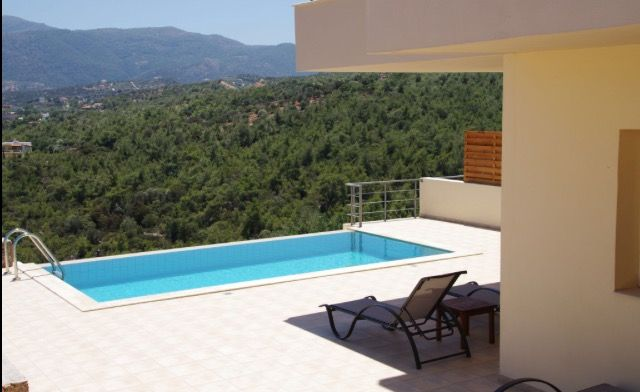 Villa Poopy Infinity Pool, View & Terrace