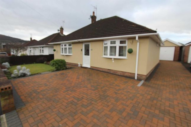 Thumbnail Detached bungalow for sale in Lon Uchaf, Caerphilly