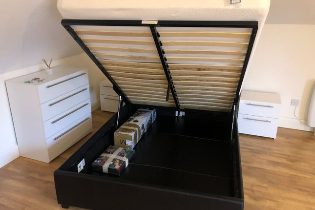 Storage Bed of Chase Side, London N14