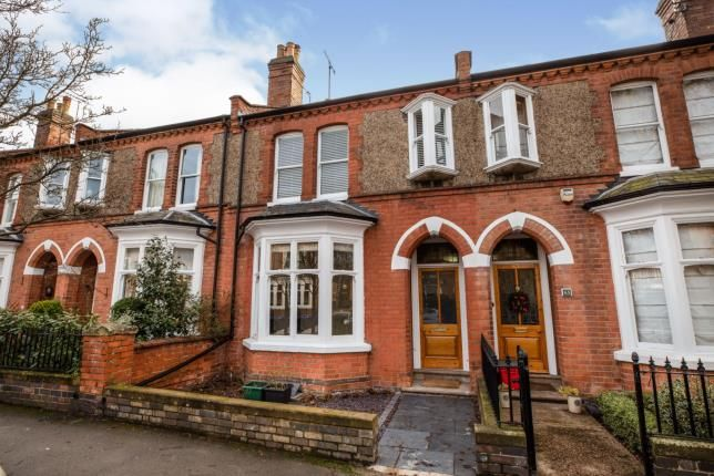 Thumbnail Terraced house for sale in Greatheed Road, Leamington Spa, Warwickshire, England