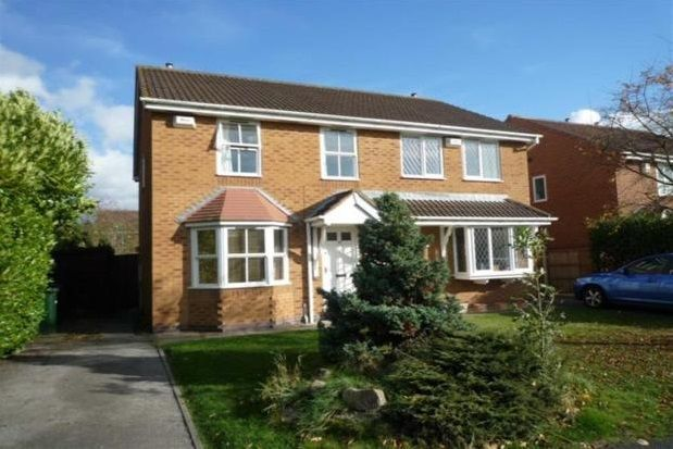 Thumbnail Property to rent in Elterwater Drive, Gamston, Nottingham