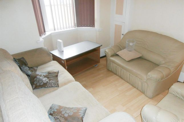 Thumbnail End terrace house to rent in Welford Road, Knighton Fields, Leicester
